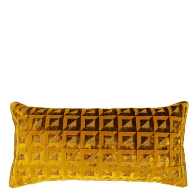 Designers Guild Monserrate Ochre Decorative Pillow