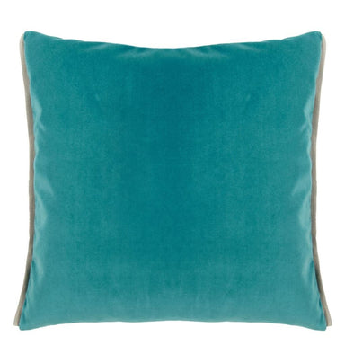 Varese Ocean & Duck Egg Decorative Pillow - Front