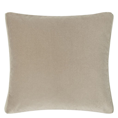 Reverse of Designers Guild Varese Cameo & Pumice Decorative Pillow