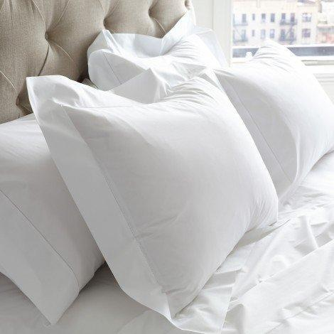 Sierra Hemstitch Bedding by Matouk | Fig Linens