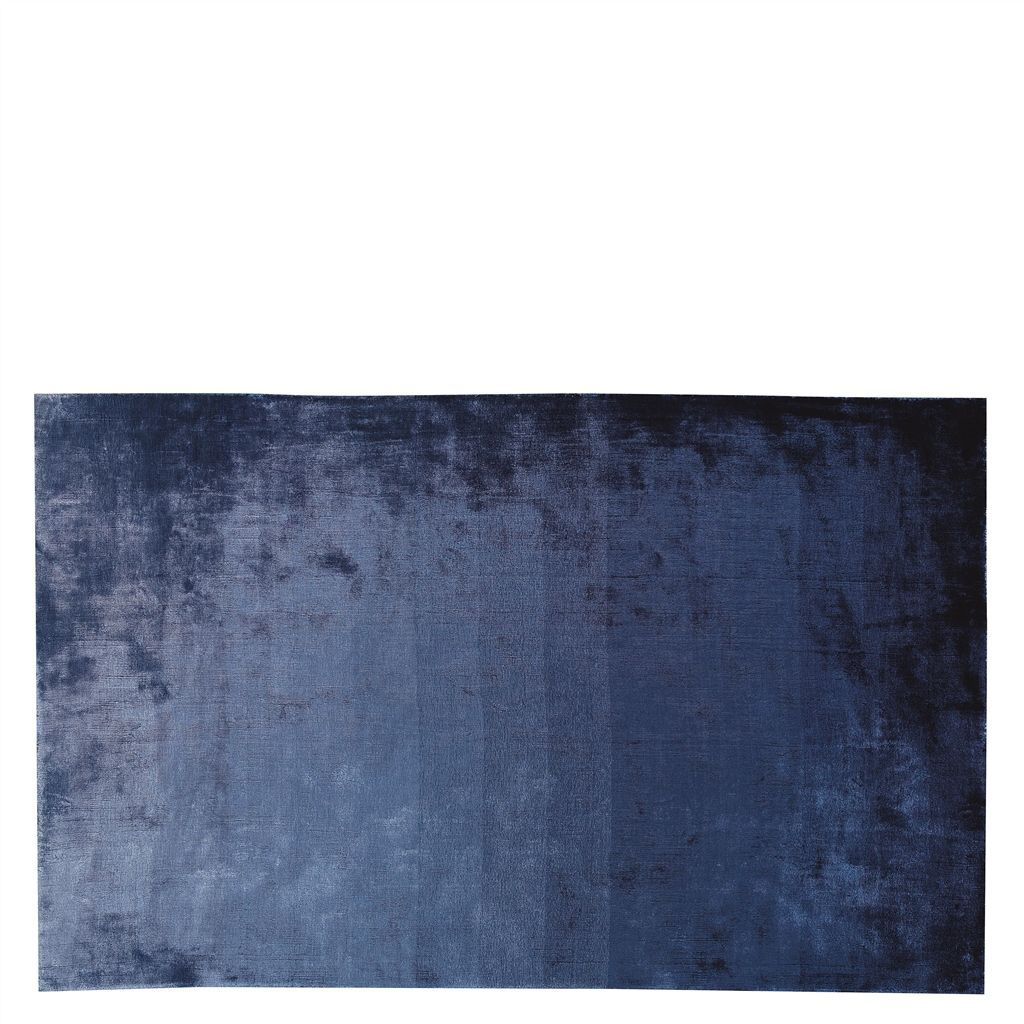 Designers Guild Eberson Cobalt Rug - 3 Sizes