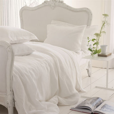 Biella Alabaster Bedding by Designers Guild | Duvets, Sheets, Shams