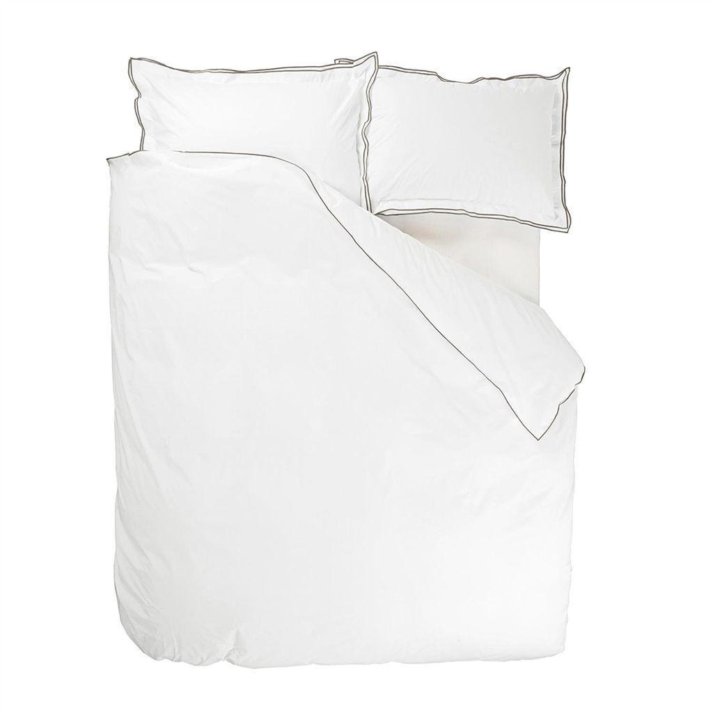 Astor Nutmeg Duvet Cover - Designers Guild at Fig Linens