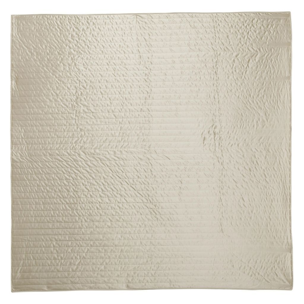 Tiber Chalk and Linen - Swatch - Front - Designers Guild