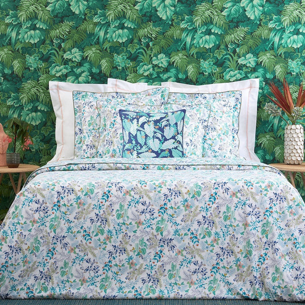 Flora Bedding - Yves Delorme - Fig Linens