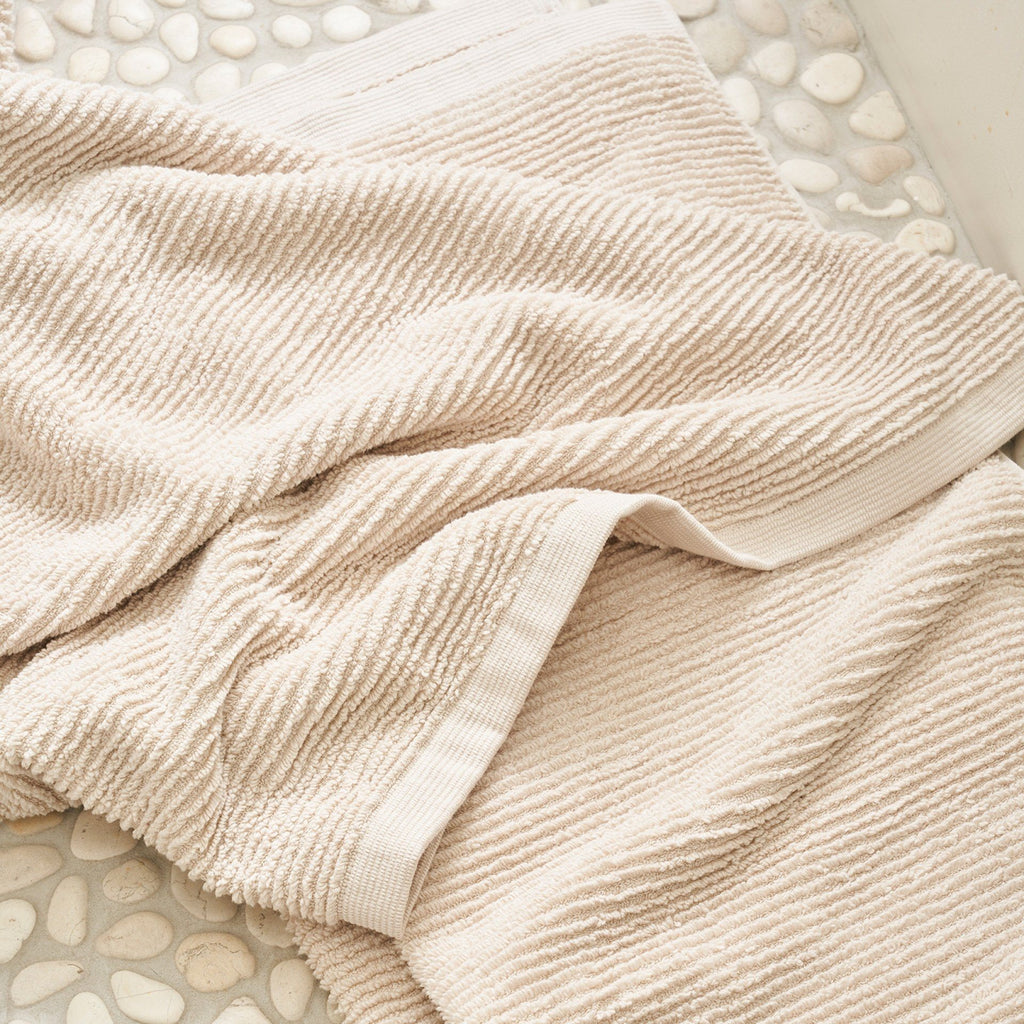 Aman Towel - Lifestyle Shot of Matouk Toweling | Fig Linens