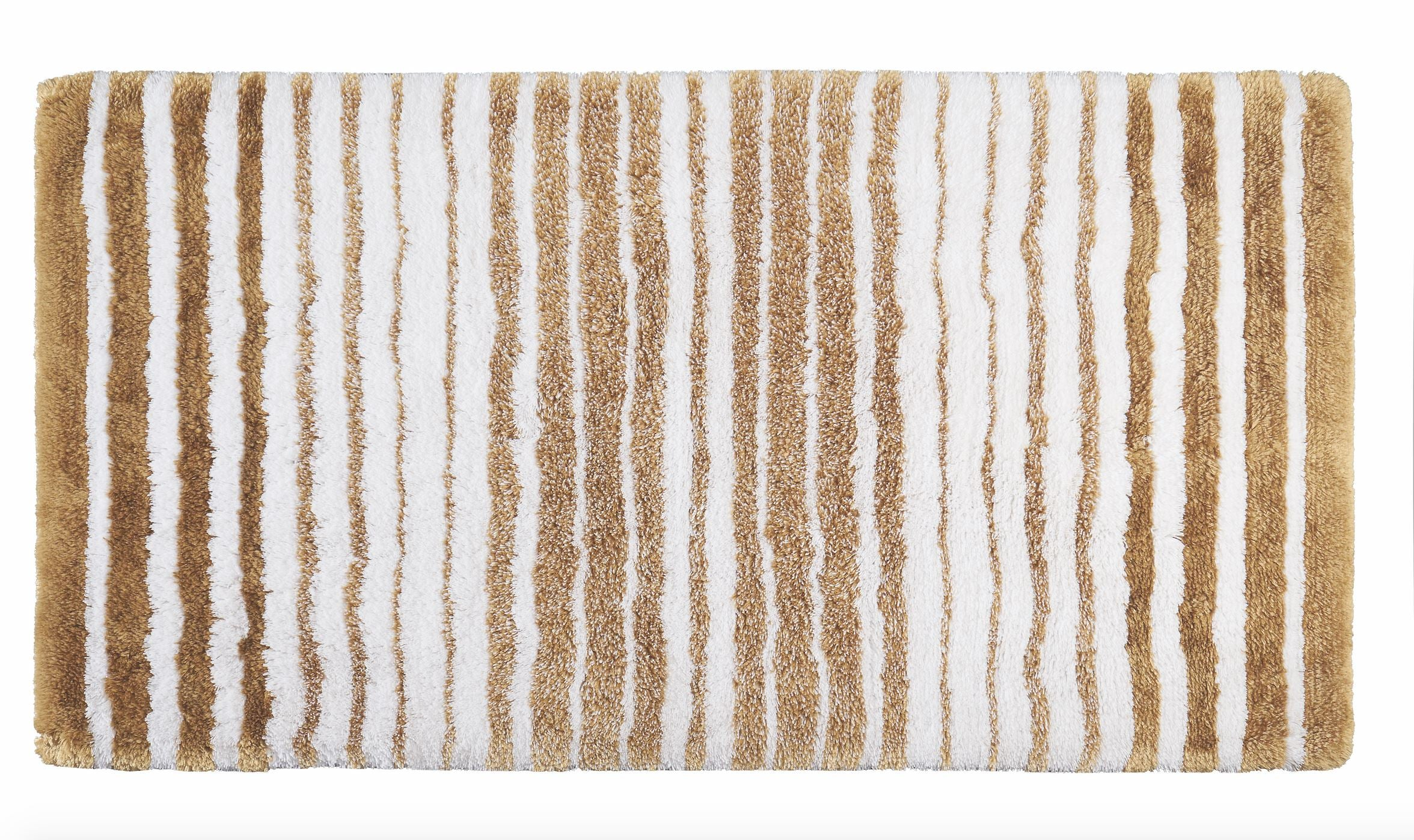 Calm Gold Bath Rug by Abyss and Habidecor - Fig Linens and Home