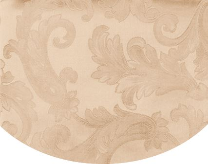 Acanthus Table Linen by Sferra elegant tablecloths, placemats and napkins fig linens Parchment