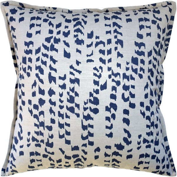 Animal Spot Delft Decorative Pillow