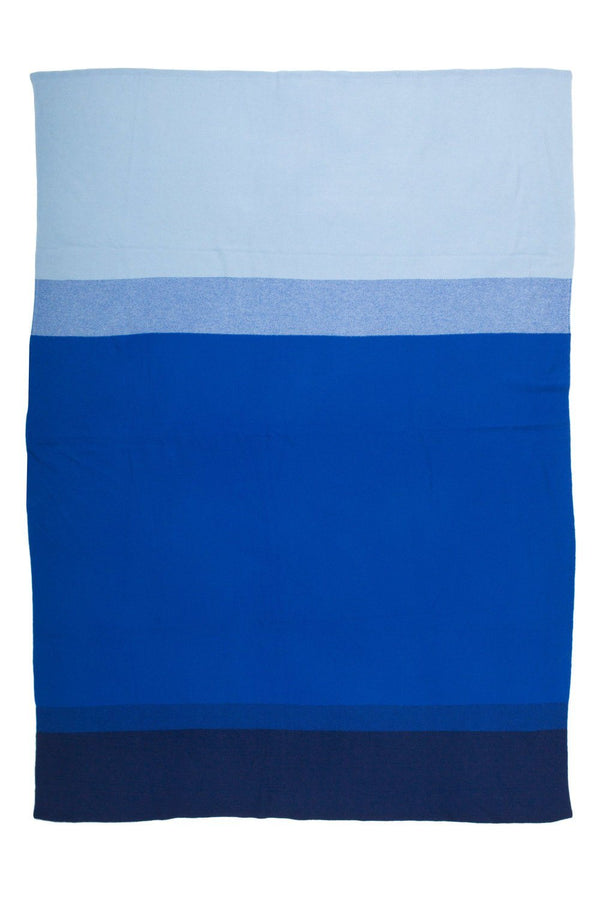 Array throw Blue - Saved New York at Fig Linens