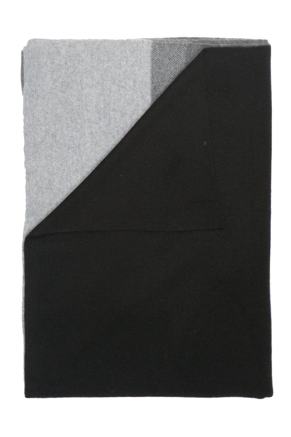 Array Charcoal Blanket - Saved New york