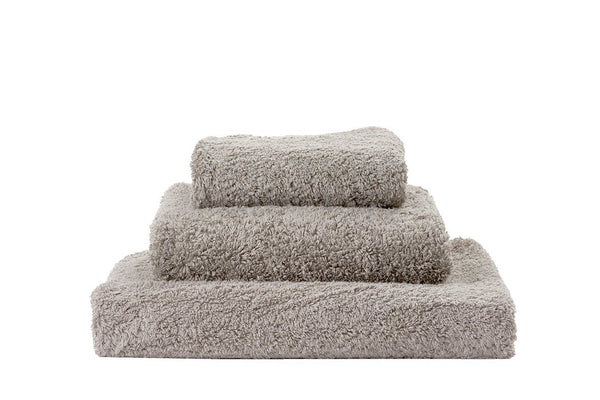 Abyss Super Pile Atmosphere Towels - Fig Linens