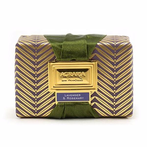 Agraria Lavender & Rosemary Luxury Bath Bar