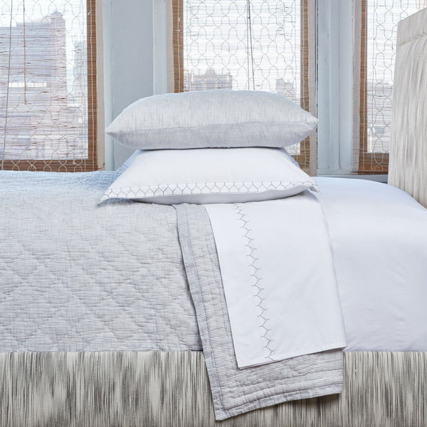 Sagana Quilt & Shams by John Robshaw | Fig Linens and Home