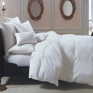Bernina 650+ European Goose Down Comforter | Fig Linens and Home