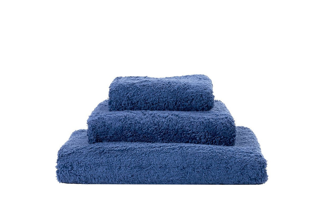 Set of Abyss Super Pile Towels in Cadette Blue 332
