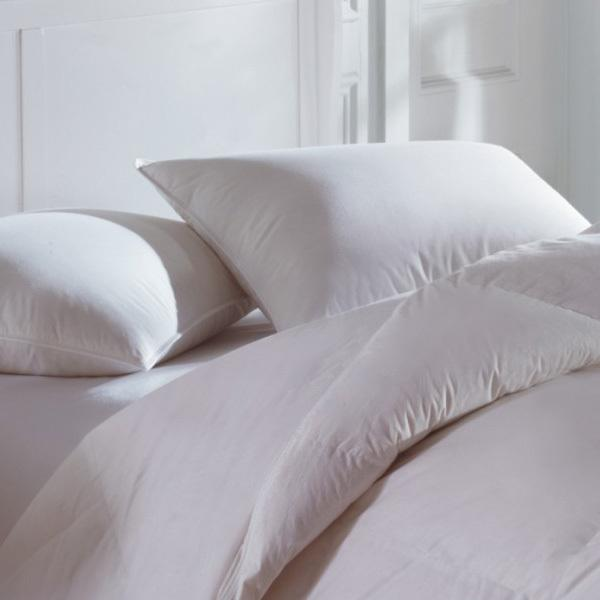 Cascada Summit 50/50 Down Feather Pillow by Downright | Fig Linens