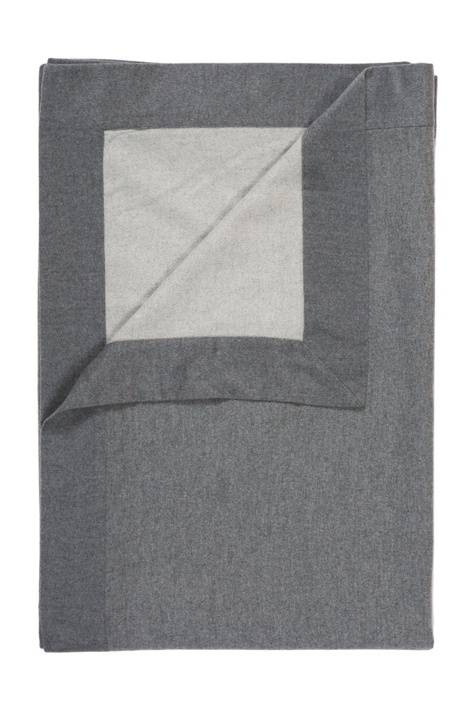Saved NY Corners Mouse Gray Blanket