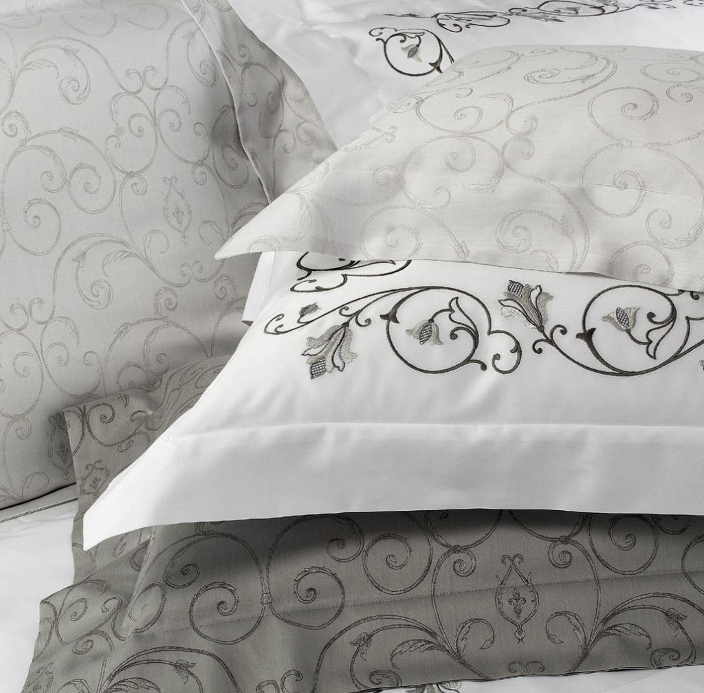 Broccato Embroidery Bedding | Fig Linens and Home