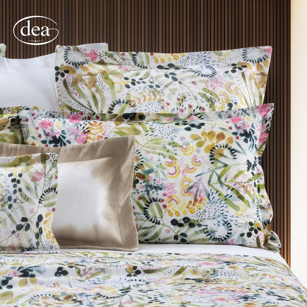 Selvaggia Printed Bedding by Dea Linens | Luxury Bedding Alternate Image