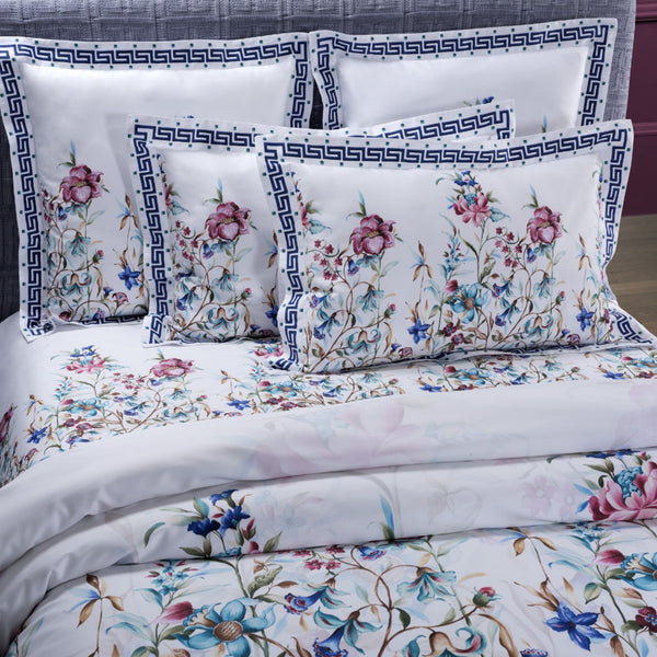 Liberty Printed Bedding by Dea Fine Linens | Luxury Bedding