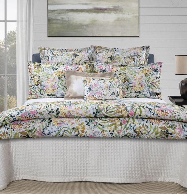 Selvaggia Printed Bedding by Dea Linens | Luxury Bedding
