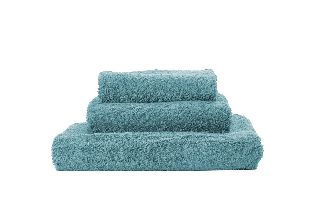 Abyss Super Pile Dragonfly Towels - Fig Linens