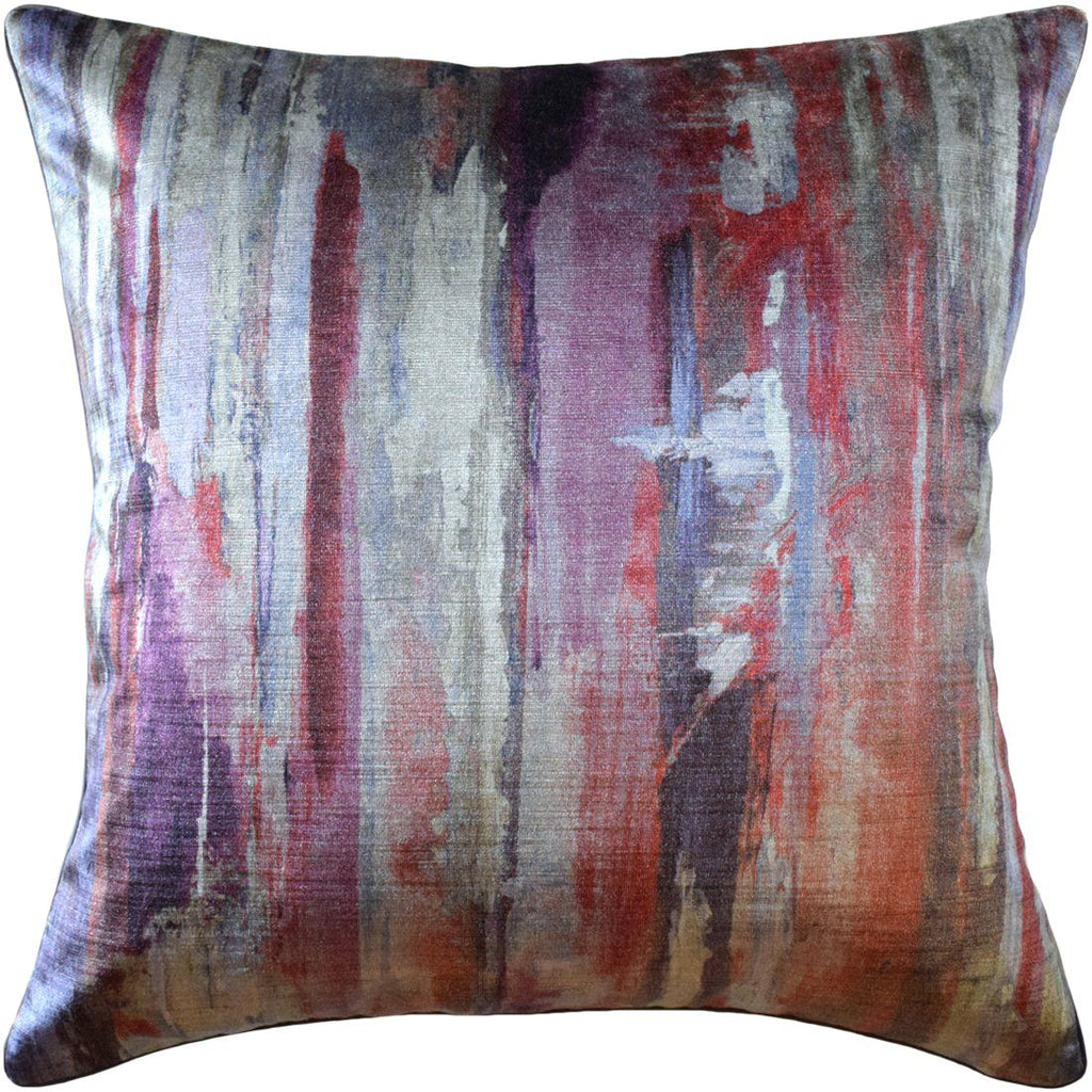 Echion Burnt Pillow - Ryan Studio - Fig Linens