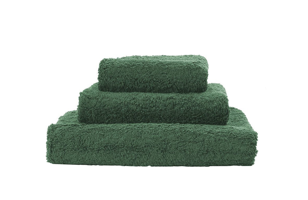 Set of Abyss Super Pile Towels in Eden 291