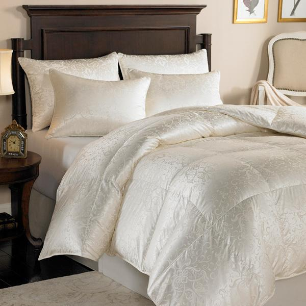 Eliasa Canadian White Goose Down Comforter by Downright