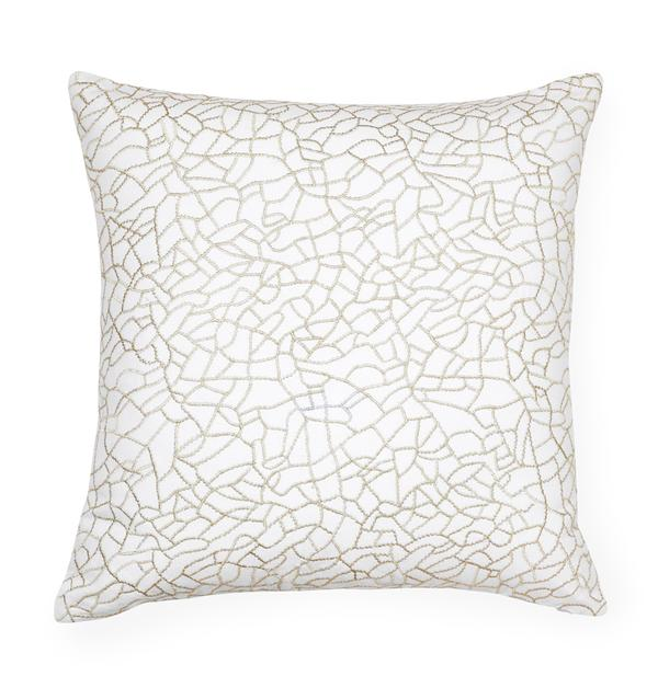 Cortona Gold Decorative Pillow | Fig Linens and Home
