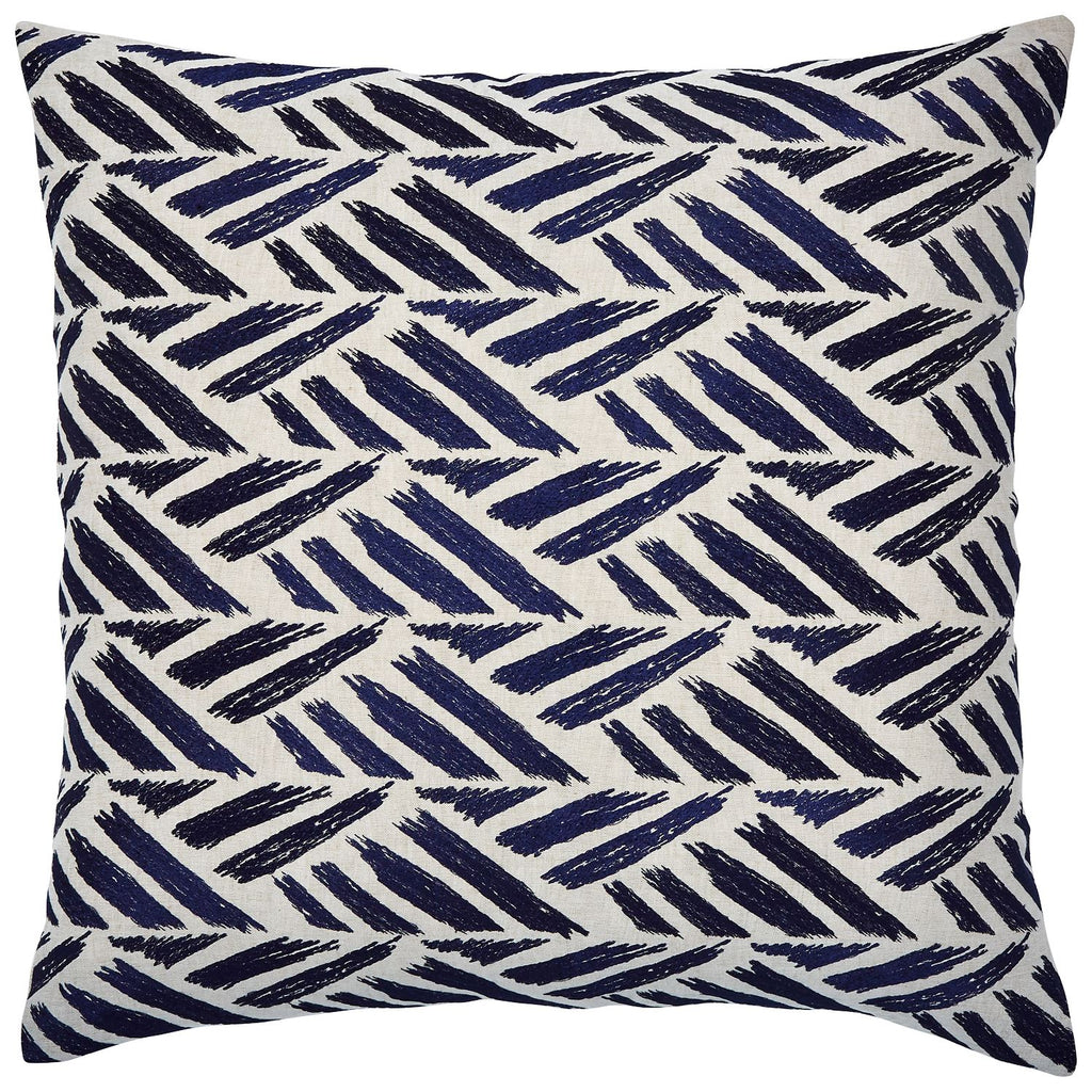 Vadeka Euro Pillow by John Robshaw | Fig Linens and Home