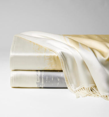 Unity Throws by Lucy Liu for Sferra | Fig Linens and Home
