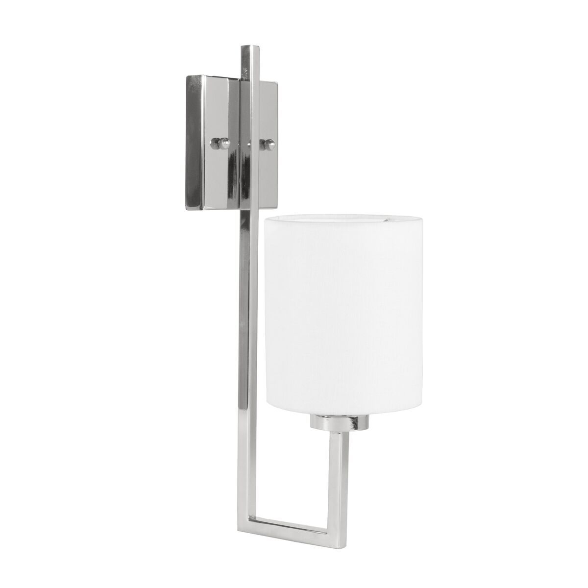 Beckham Nickel Wall Sconce by Worlds Away