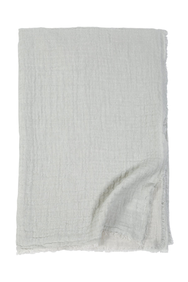 Fig Linens - Pom Pom at Home - Hermosa Ocean Oversized Throw