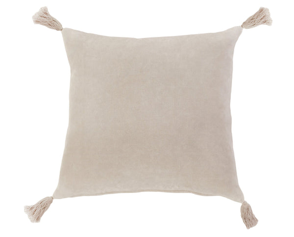 Pom Pom at Home - Bianca Blush Decorative Throw Pillow - Fig Linens
