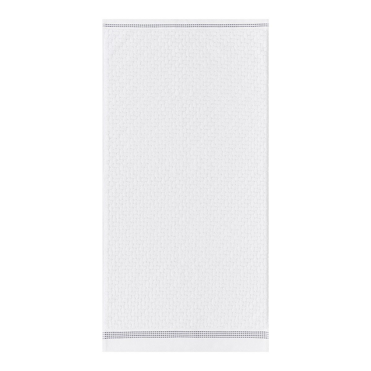 Le Jacquard Français | Couture White Bath Collection | Fig Linens - Towel