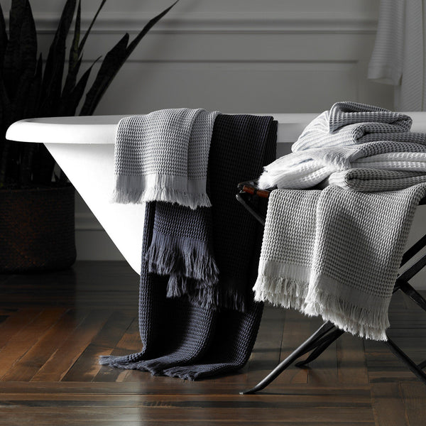 Kiran Bath Turkish Towel Collection by Matouk | Fig Linens