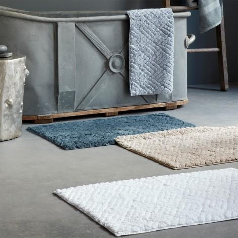 Matouk Maya Bath Rug | Fig Linens and Home