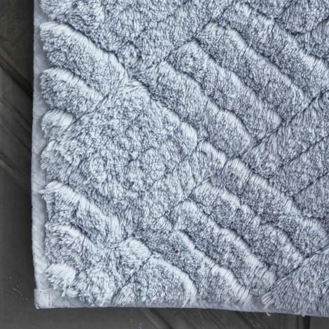 Maya Bath Rug by Matouk - Fig Linens
