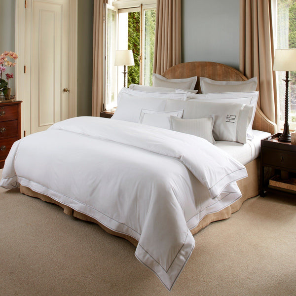 Ansonia Bedding by Matouk - Fig Linens
