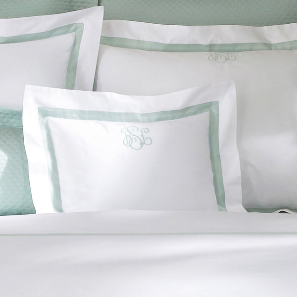Lowell by Matouk - Bedding - Fig Linens