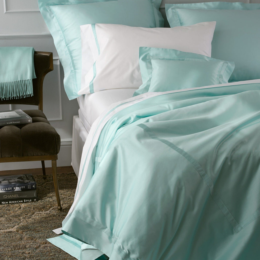 Nocturne Duvet Covers by Matouk | Fig Linens and Home