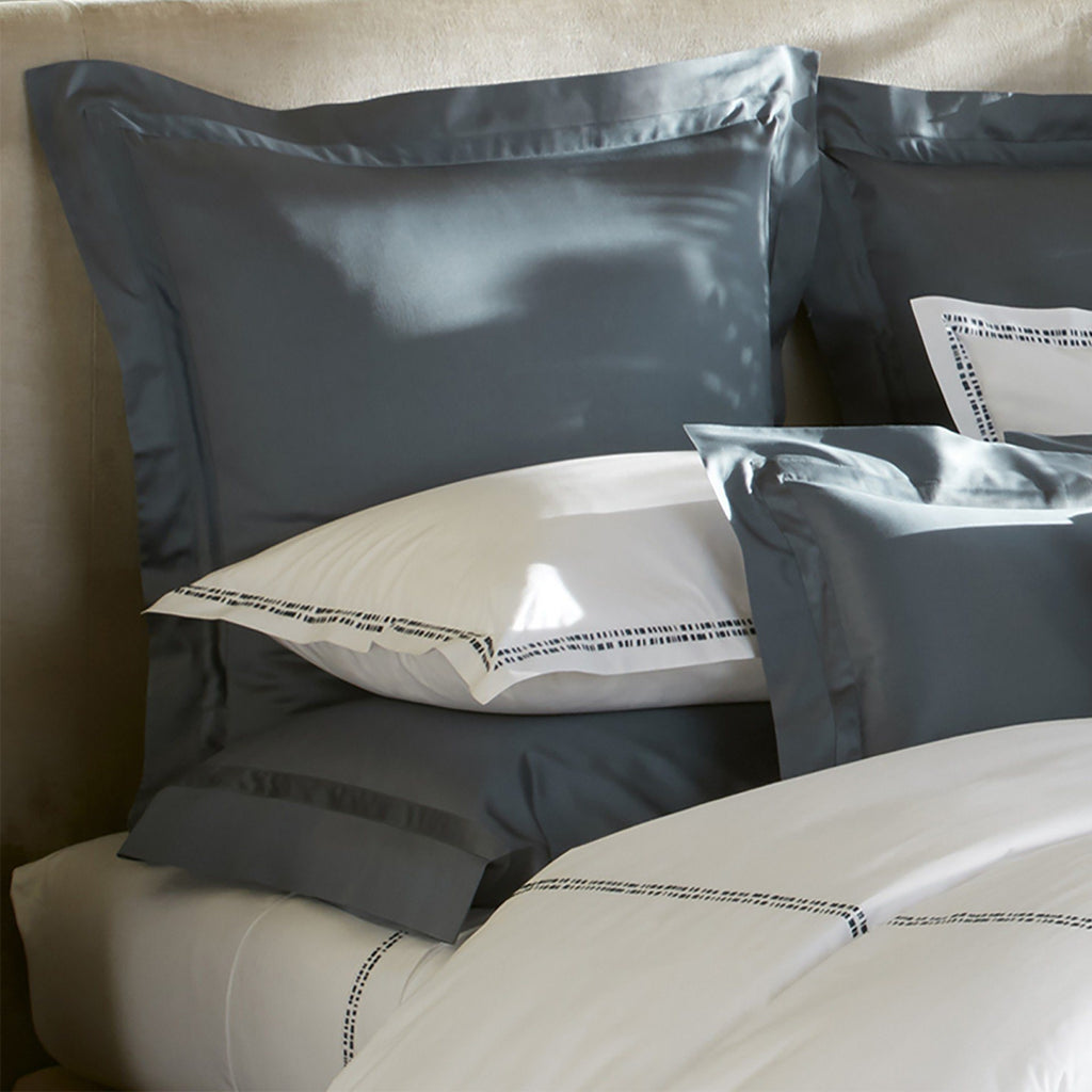 Nocturne Shams by Matouk | Fig Linens and Home