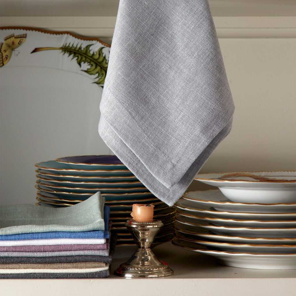 Napkins by Matouk | Chamant Table Linen Collection | Fig Linens