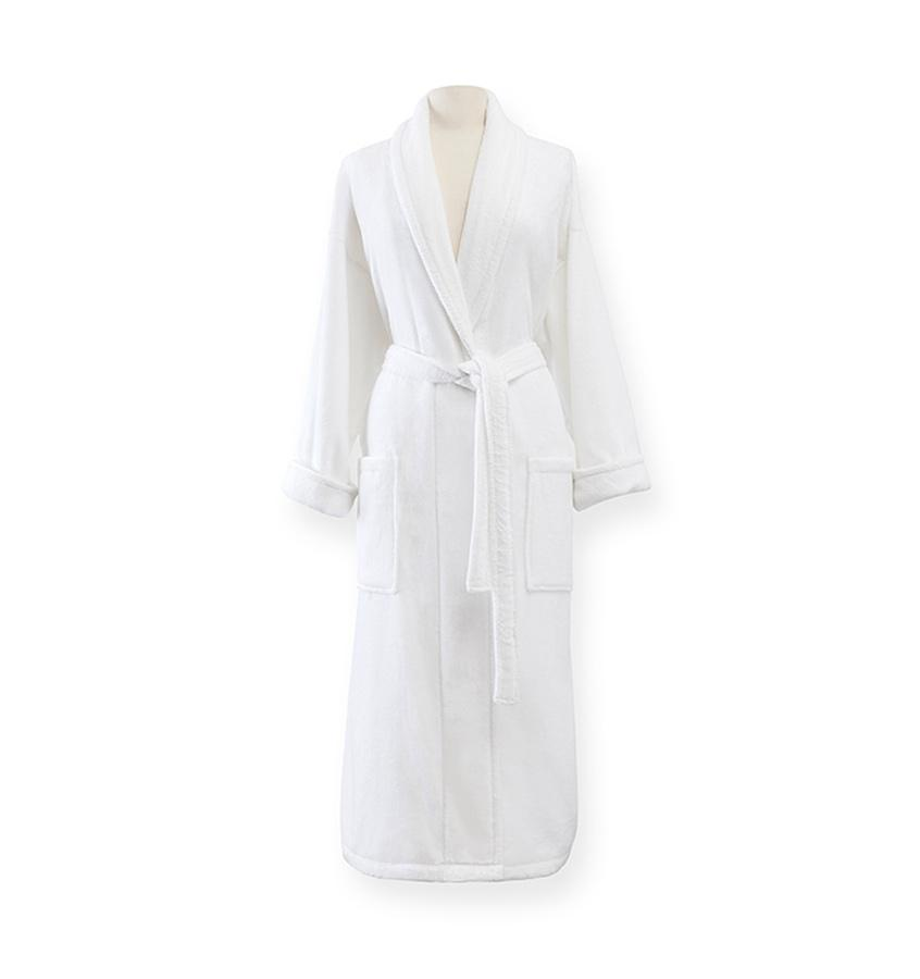 Fig Linens - Sferra Fairfield White Robes