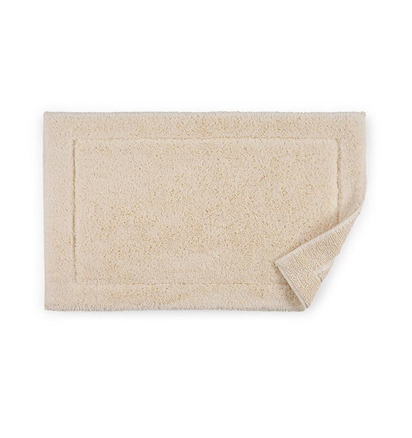 Maestro Ivory Bath Rug by Sferra | Fig Linens and Home