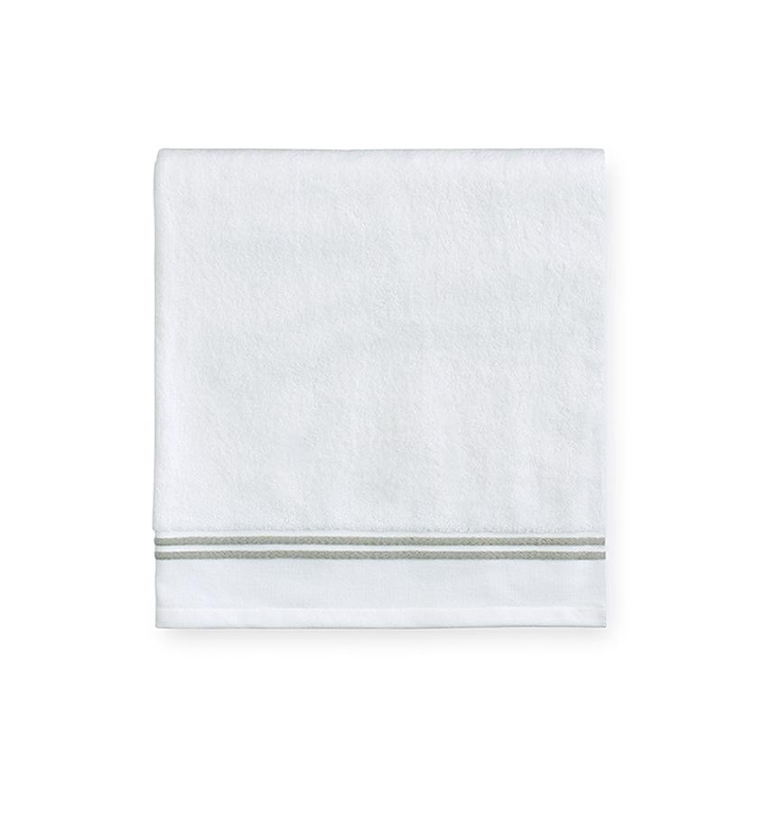 Aura Celadon Bath Towels