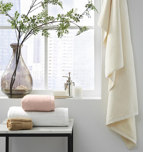 Canedo Bath linen collection by Sferra - Fig Linens