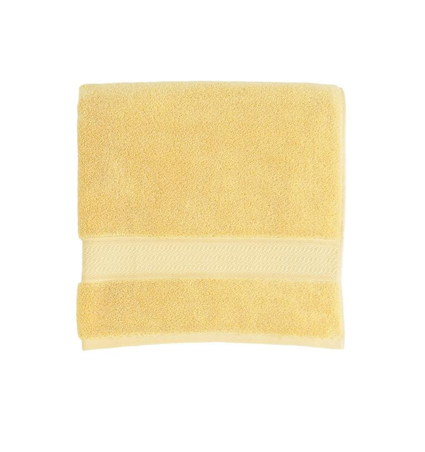 Yellow bath towel sets - Amira by Sferra - Fig Linens